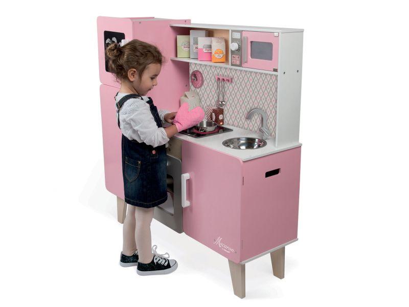 Dřevěné kuchyňky Janod pro děti