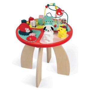 Dřevěný hrací stolek Janod
