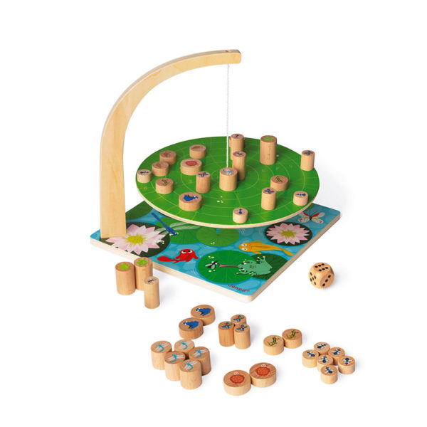 Strategická hra Leknín Janod pro děti od 6 let